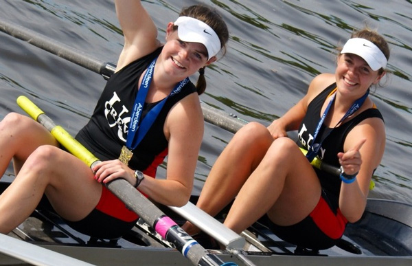 Univeristy of Cincinnati Rowers